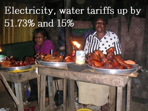 Ghana, power, Rates, Electricity, PICT0084-Electricity, water tariffs up by 51.73% and 15%